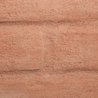 Kalei | Coral Red | Artisan Stucco Mortars