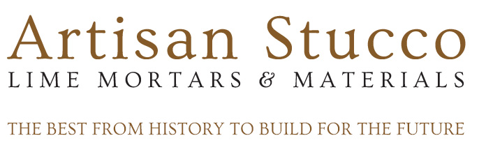 Artisan Stucco Mortars Lime Mortars & Materials