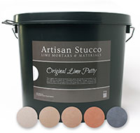 Original Lime Putty - Aarde Kleuren