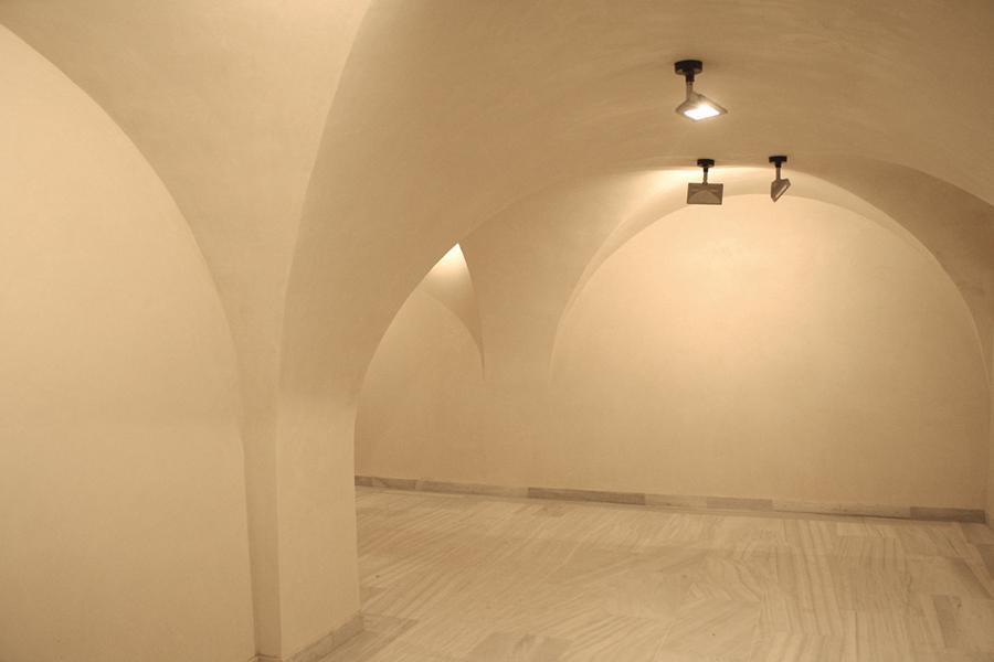 Fresco stucwerk - Fresco