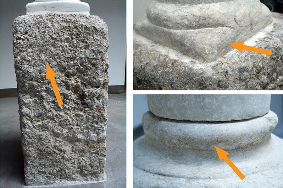 - Stone restoration